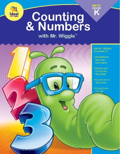 9781564519900: Counting & Numbers with Mr. Wiggle, Grade K