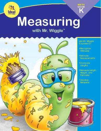 9781564519931: Measuring with Mr. Wiggle, Grade K