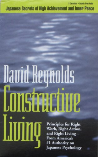 Nice 9781564553669: Constructive Living