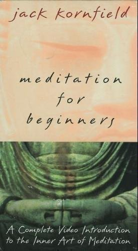 9781564553904: Meditation for Beginners: A Complete Video Introduction to the Inner Art of Meditation [VHS]