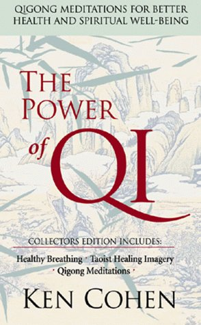 9781564557346: The Power of Qi: Qigong Meditations for Better Health and Spiritual Well-Being