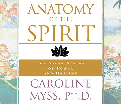 9781564558442: Anatomy of the Spirit: The Seven Stages of Power and Healing