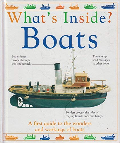 9781564580061: Boats (What's inside?)