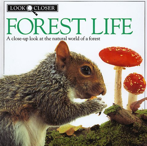 9781564582102: Forest Life (Look Closer)