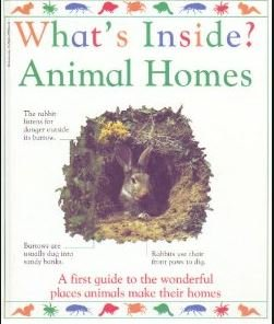 9781564582188: Animal Homes (What's Inside?)