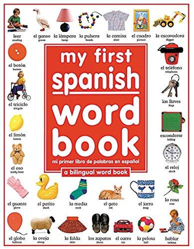 My 1st Spanish Word Book / Mi Primer Libro De Palabras EnEspanol: A Bilingual Word Book (...