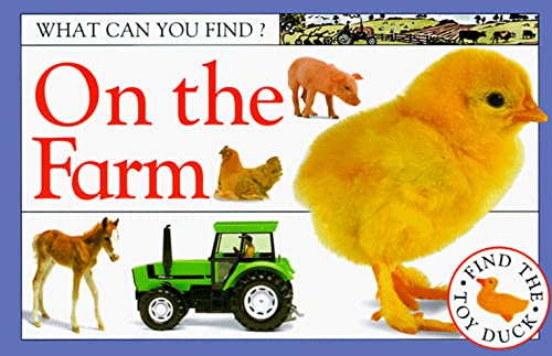 9781564582690: On the Farm (What Can You Find?)