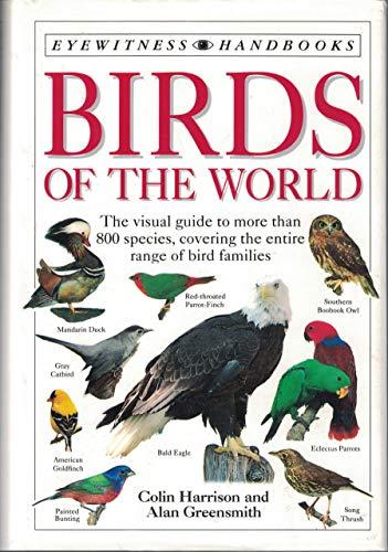 9781564582966: Birds of the World (Eyewitness Handbooks)