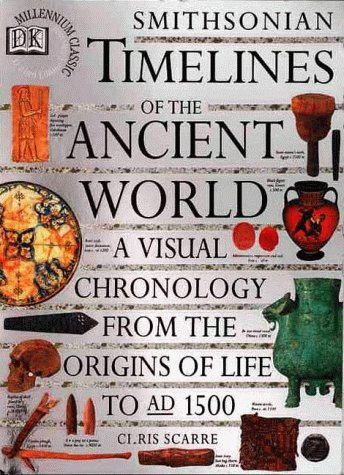 9781564583055: Smithsonian Timelines of the Ancient World