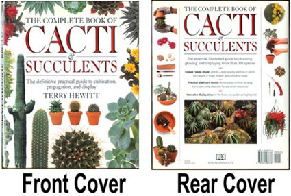 9781564583376: COMPLETE BOOK OF CACTI & SUCCULENTS