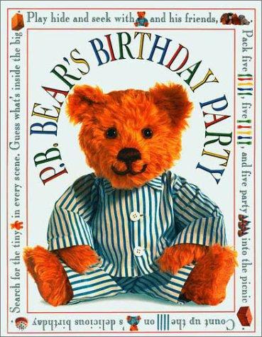 Pajama Bedtime Bear's Birthday