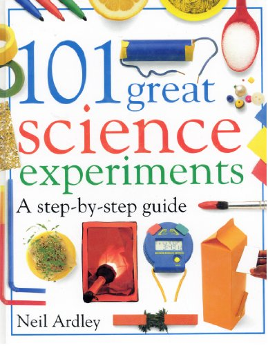 9781564584045: 101 Great Science Experiments