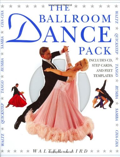9781564584830: Ballroom Dance Pack: Book With Cd/Step Cards/Feet Templates