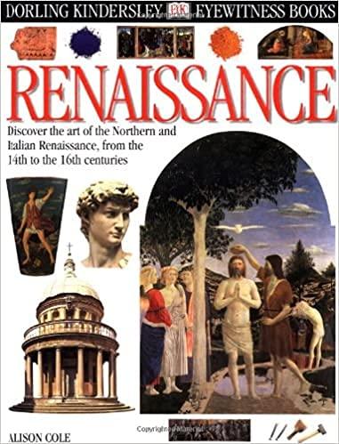 Renaissance (Eyewitness Art): Alison Cole