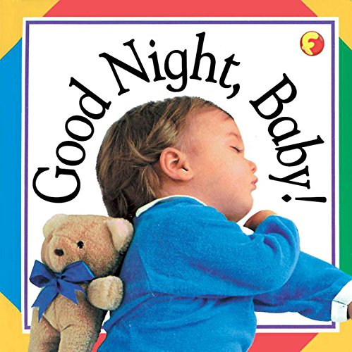 Good Night Baby (Soft-to-Touch Books): DK