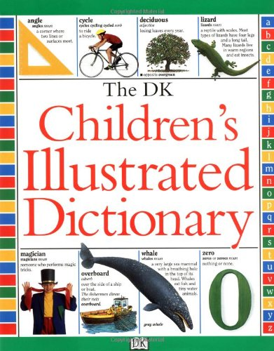 DK Childrens Illustrated Dictionary
