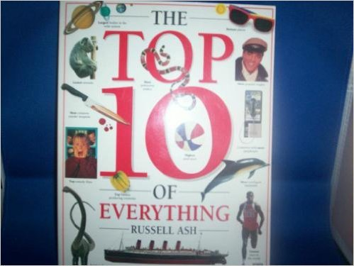 9781564587039: Top Ten Everything (Top Ten of Everything (Paperback))