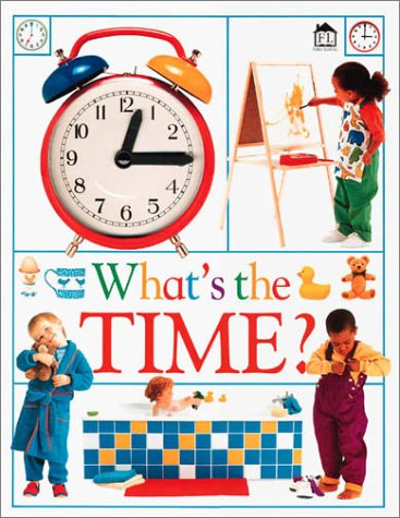 9781564587268: What's the Time (Family Learning Series)