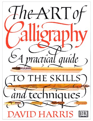 86ba5f716 The Art of Calligraphy by Harris