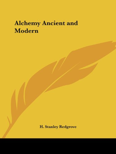 9781564591432: Alchemy Ancient and Modern