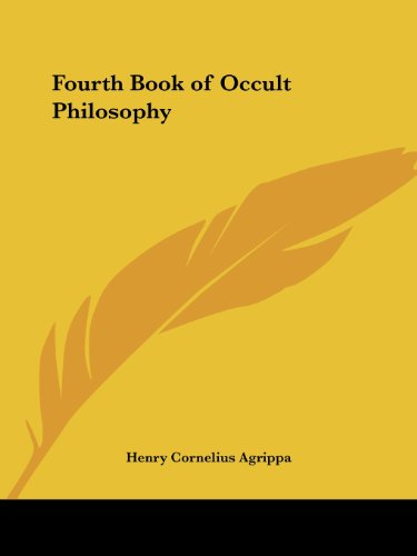 9781564591708: Fourth Book of Occult Philosophy