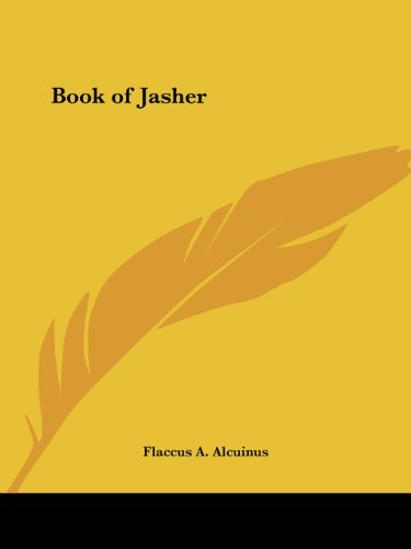 9781564593405: Book of Jasher