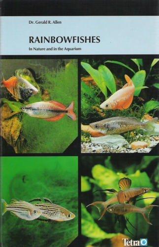Rainbowfishes : In Nature and In the Aquarium: Gerald R. Allen