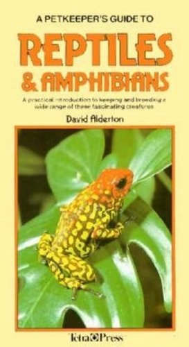 9781564651563: Petkeepers Guide to Reptiles & Amphibians