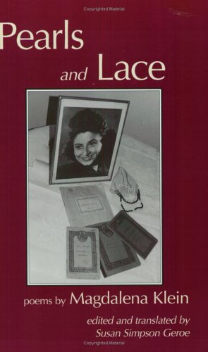 9781564741905: Pearls and Lace: Poems