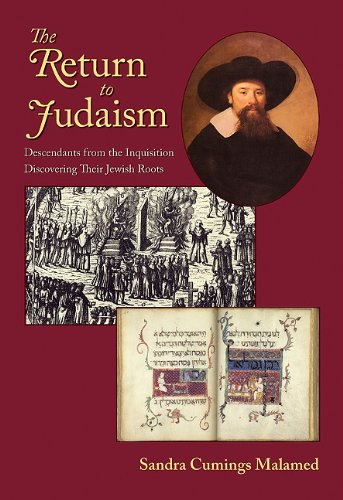 9781564745040: The Return to Judaism: Descendants from the Inquisition Discovering Their Jewish Roots