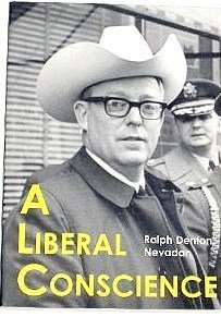 Liberal Conscience: Denton, Ralph and Michael Green