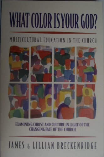 9781564762696: What color is your God?: Multicultural education in the Church