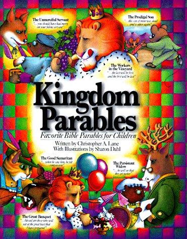 9781564762757: Kingdom Parables/Favorite Bible Parables for Children