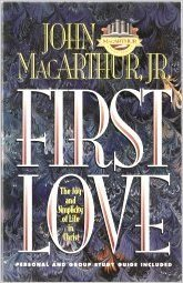 First Love: The Joy and Simplicity of Life in Christ (1564763447) by Dee Brestin
