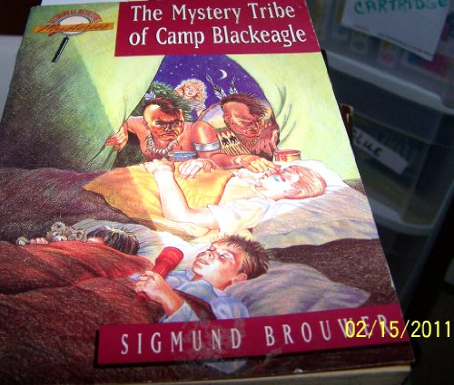 9781564763716: The Mystery Tribe of Camp Blackeagle (The Accidental Detectives No 2)