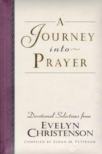 9781564767103: A Journey Into Prayer
