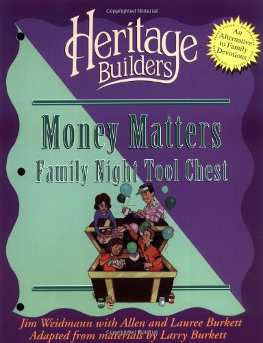 9781564767363: Money Matters (Family Nights Tool Chest)