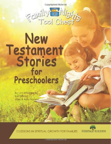 9781564767387: Old Testament Stories for Preschoolers: Family Nights Tool Chest