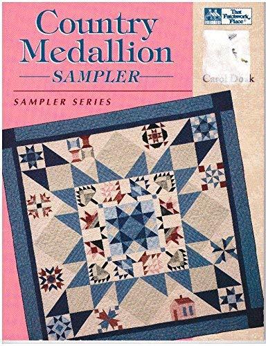9781564770462: Country Medallion Sampler (Sampler Series)