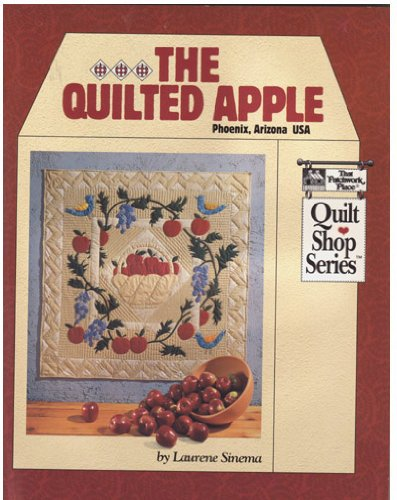 9781564770608: The Quilted Apple (That Patchwork Place : Quilt Shop Series)