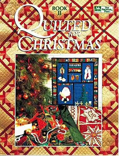 9781564771049: Quilted for Christmas Book II