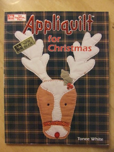 9781564771063: Appliquilt for Christmas