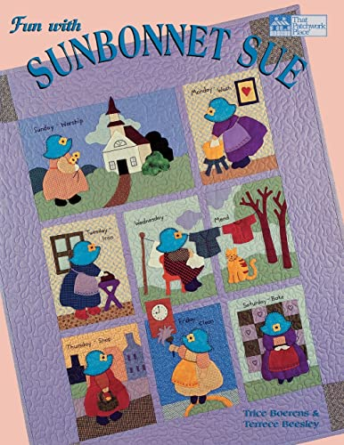 9781564772688: Fun with Sunbonnet Sue