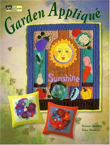 9781564772923: Garden Applique