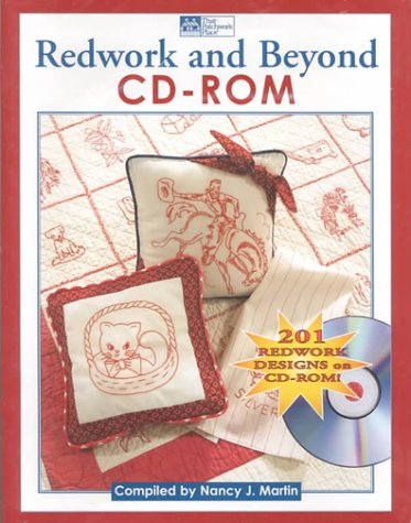 9781564773524: Redwork and Beyond Cd-Rom: 201 Redwork Designs
