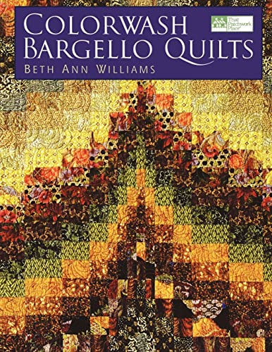 9781564773555: Colorwash Bargello Quilts