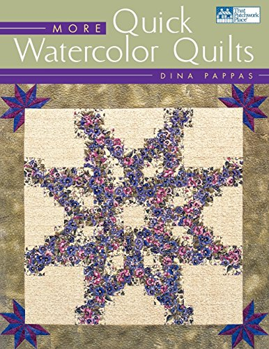 9781564773647: More Quick Watercolor Quilts Print on Demand Edition