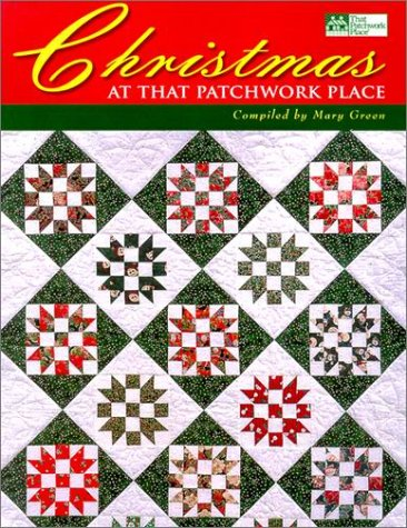 9781564773807: Christmas at That Patchwork Place