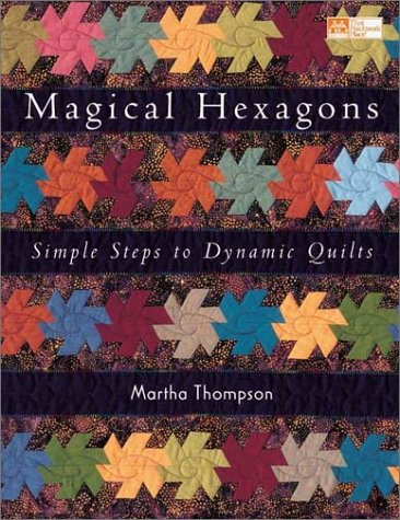9781564773975: Magical Hexagons: Simple Steps to Dynamic Designs