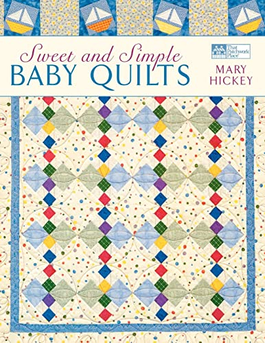 9781564774262: Sweet and Simple Baby Quilts
